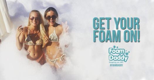 Foam Daddy FB Ad