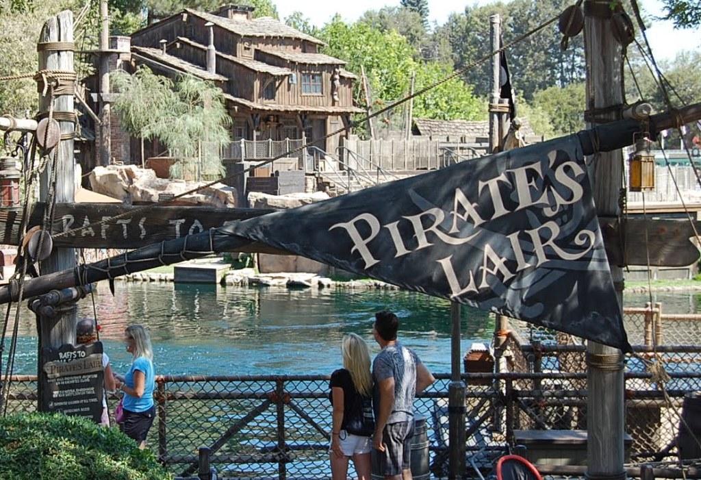 pirates lair