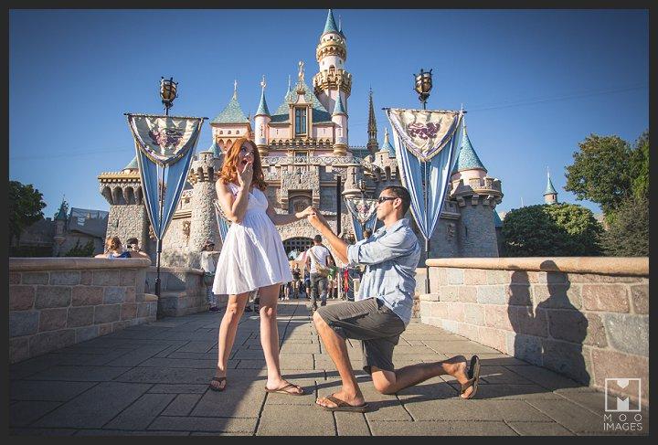 Top Ten Proposal Spots In Disneyland Amp California