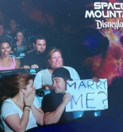 space mountain proposal
