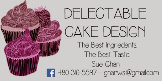 Delectable Cake Design