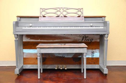 The Create Piano